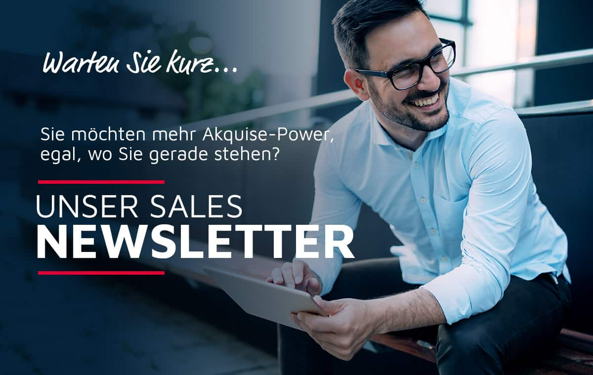 Sales Newsletter
