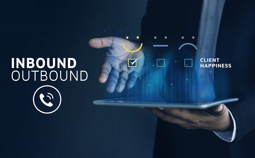 Inbound Outbound Telefonmarketing