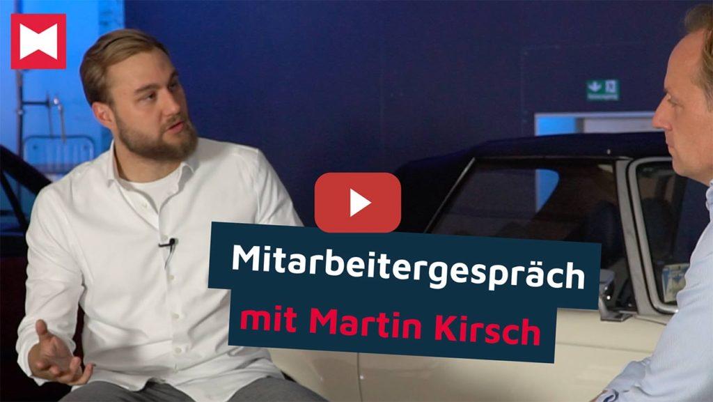 Inner Circle Interview Martin Kirsch