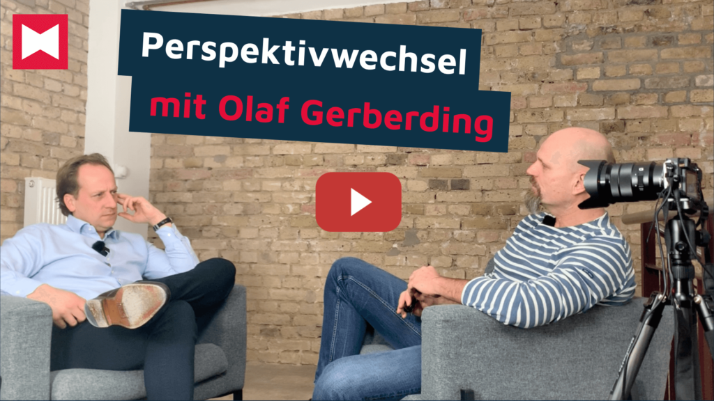 Perspektivwechsel Interview mit Olaf Gerberding