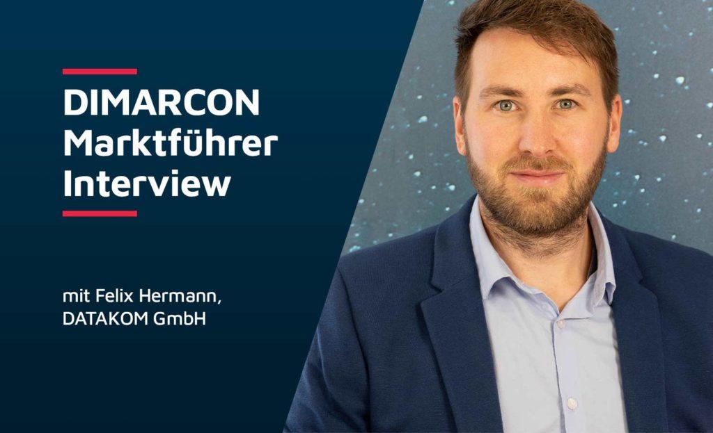 Datakom im Interview mit DIMARCON