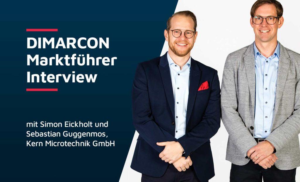 Kern Microtechnik im Interview mit DIMARCON