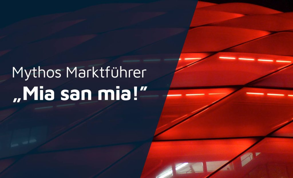 Mythos Marktführer