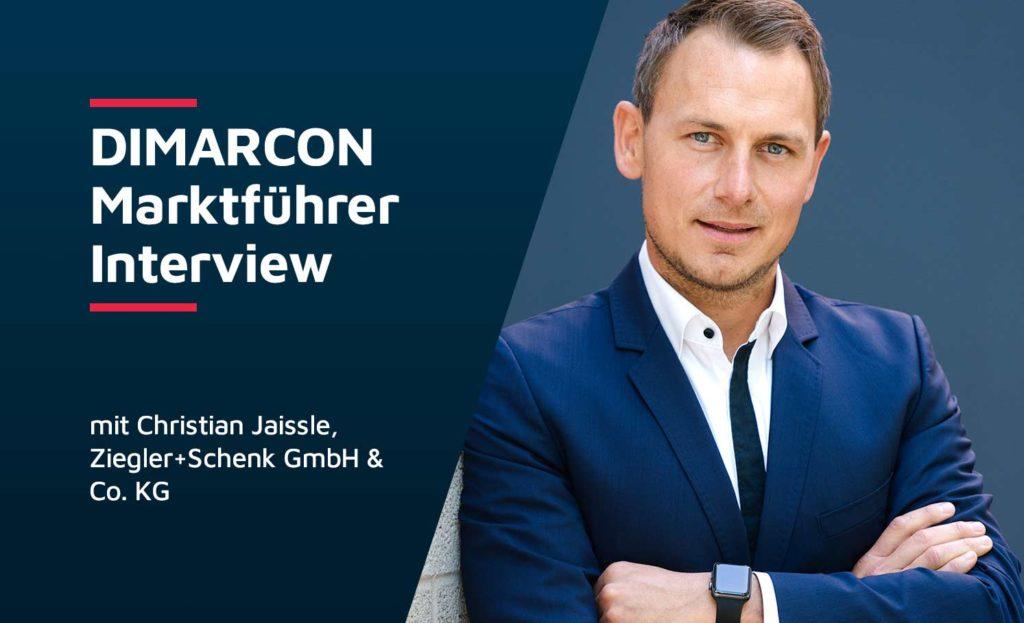 Ziegler+Schenk im Interview mit DIMARCON