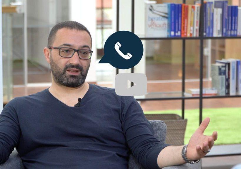 Experteninterveiw zum Thema Telefonmarketing